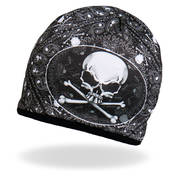 Sublimated Paisley Bones Knit Hat