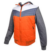 Alucar Mens Storm Vest Orange Jacket