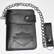 Кошелек / бумажник HD black