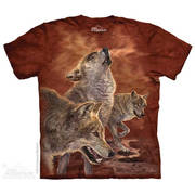 Red Glow Wolves