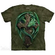 Этническая футболка Woodland Guardian