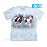 Футболка с лошадью Trot Trot Kids