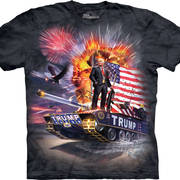 Военная футболка Epic Trump