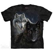 Футболка с волком Star Wolves