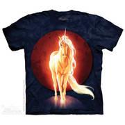 Футболка с лошадью Last Unicorn