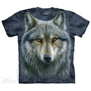Футболка с волком Warrior Wolf