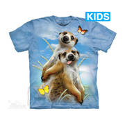 Meerkat Selfie Kids