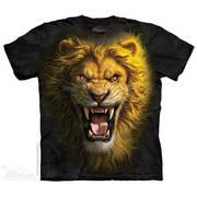 Футболка со львом Asian Lion