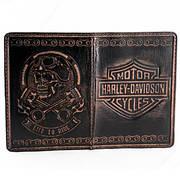 Обложка Harley Davidson DH