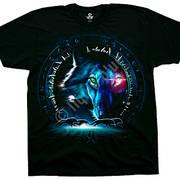 Футболка со львом Wolf Stare