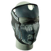 Neoprene Face Mask Alien Design