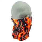 Мото маска Classic Flames Motley Tube