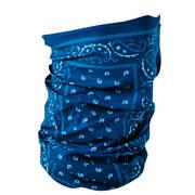 Blue Paisley Motley Tube