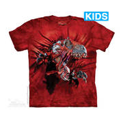 Футболка Red Ripper Rex Kids