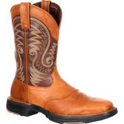 ULTRALITE WESTERN SADDLE BOOT