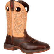 REBEL SADDLE UP WESTERN BOOT