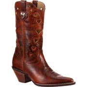 Сапоги BROWN HEARTFELT WESTERN BOOT