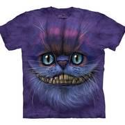 Big Face Cheshire Cat Kids