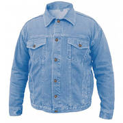 Ветровка Men's denim jacket