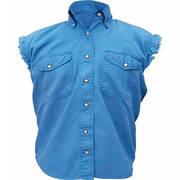 Текстильный жилет  sleeveless shirt