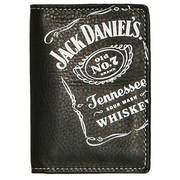 Кошелек / бумажник Black Trifold Wallet, Whiskey Collection