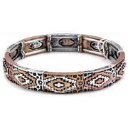 Браслет Tri-color aztec elastic Bracelet