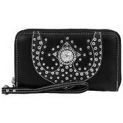 Кошелек / бумажник Specially priced Wristlet/Wallet- Black