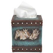 Для Дома Tissue Box - Horsehead