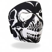 Мото маска Face Mask Puff Ink Skull