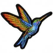 Нашивка Small Hummingbird Patch