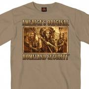 Футболка с ковбоями Native Homeland Short Sleeve T-Shirt