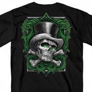 Top Hat Cross Bones Short Sleeve T-shirt