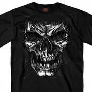 Футболка с изображением черепов и коротким рукавом Tomb Skull Short Sleeve T-Shirt