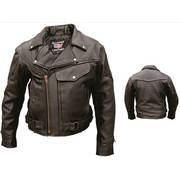 Куртка Men's Leather Vented Jacket