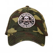 Кепка nd Amendment Washed Camo Ball Cap