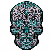 Нашивка Antique Sugar Skull Patch