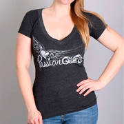 Passion Wings V-Neck Tee