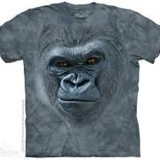 Футболка с обезьяной Smiling Gorilla