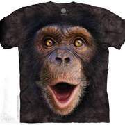Happy Chimp