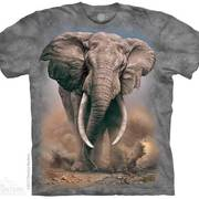 Футболка African Elephant