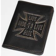 Кошелек / бумажник Live To Ribe BL