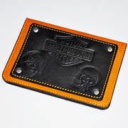 Кошелек / бумажник HD Skulls Foxy