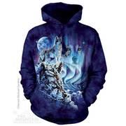 Балахон / Толстовка Find 10 Wolves Hoodie Sweatshirt