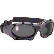 Мотоочки Polycarbonate Smoke Lens With UV 400 Protection