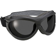 Аксессуар The Beast Black Goggles With Anti Fog Polycarbonate Smoke Lens