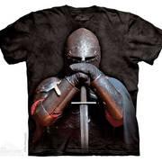 Военная футболка Knight