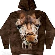 Балахон / Толстовка Giraffe Face
