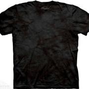 Однотонная футболка Black