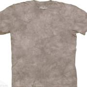 Однотонная футболка Clay