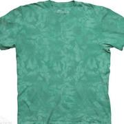 Однотонная футболка Teal